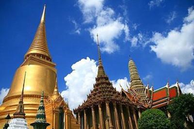 【泰国】曼谷、芭提雅四飞八日游