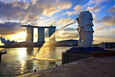 新加坡+民丹岛品质6日游(武汉直飞)