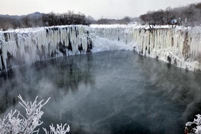 【吉林】雾淞岛、长白山、魔界、雪乡、雪谷、哈尔滨7日