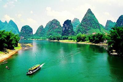 【广西】桂林、漓江、银子岩双飞5日游