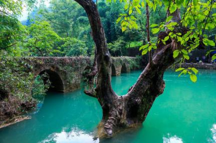 【贵州】贵阳、黄果树瀑布、苗寨双飞6日游
