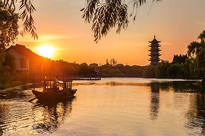 【华东】华东五市、鼋头渚、乌镇、南浔、木渎奢享超值七日游