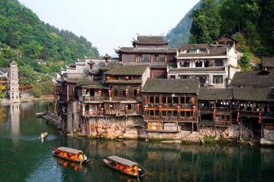 【金色云贵A线】吉首、贵州、越南、广西旅游专列12日游