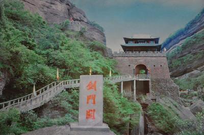 【四川】汉中油菜花 诸葛小镇、剑门关、昭化古城三日游