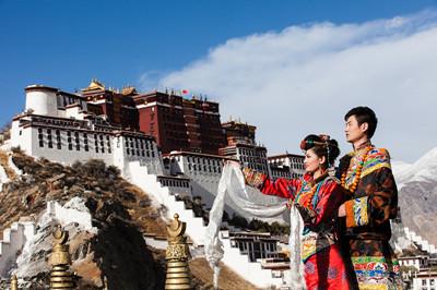 【西藏】堰遇西藏卧飞10日游