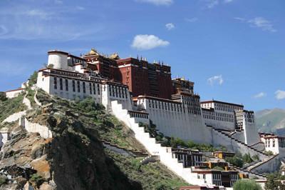 【西藏】绝色美景寻觅天堂全景西藏动卧12日游