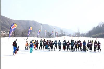 【西安】竹林畔滑雪+白鹿原影视城+汤峪温泉2日游