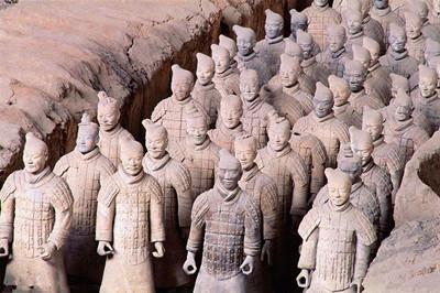 【西安】夕阳红-习主席旧居、兵马俑、华清宫2日游