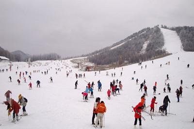 【河南】老界岭滑雪+伏牛山居温泉2日游